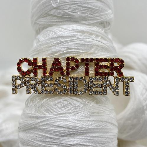 L3.0 - CHAPTER PRESIDENT