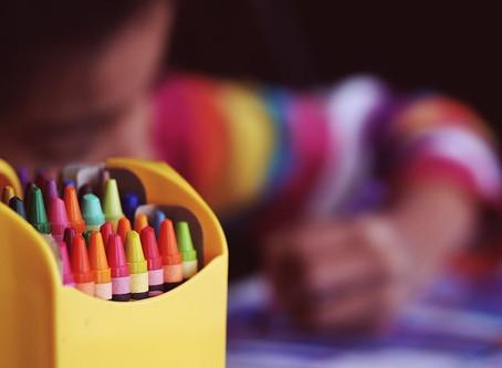 Les bienfaits du dessin sur les enfants