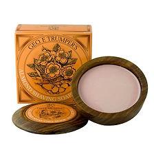Almond Hard Shaving Soap