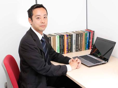 共同研究パートナーに山口氏