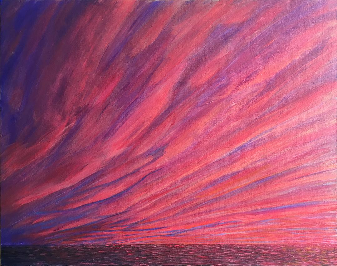 Pink Sunset