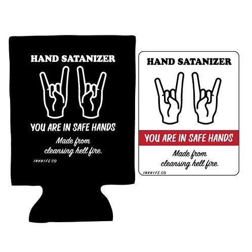 Hand Satanizer Bonus Pack