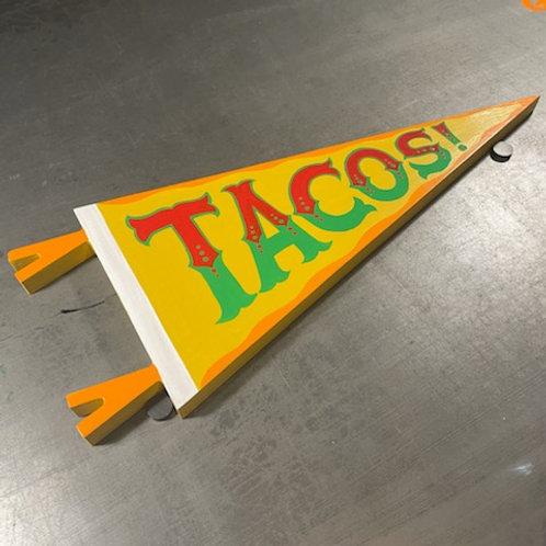 Pennant: Tacos!