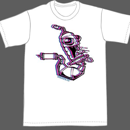 3D Motor/INKNIFE Logo