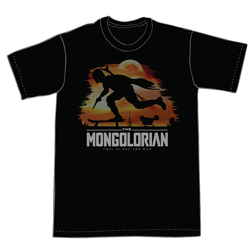 The Mongolorian