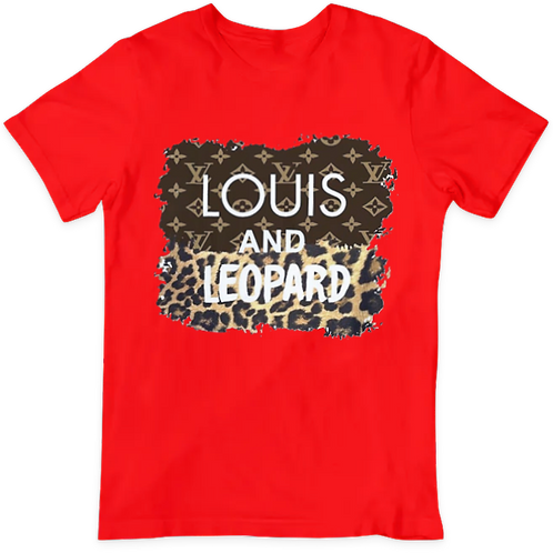 Louis and Leopard HTV