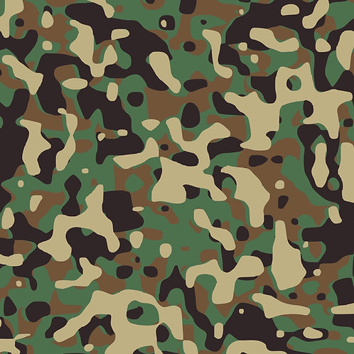 12 by 12 Camouflage