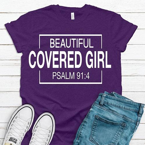 Covered Girl