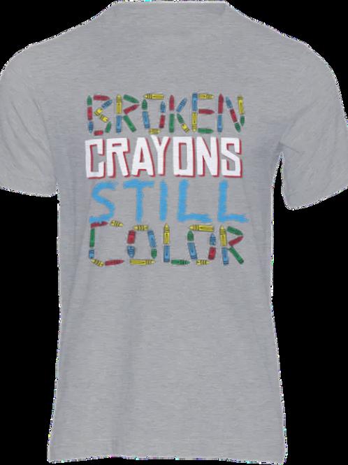 Broken Crayons Still Color HTV