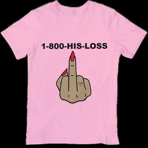 1800 His Loss HTV