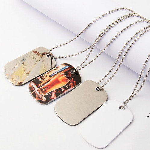 Double Sided Dogtags