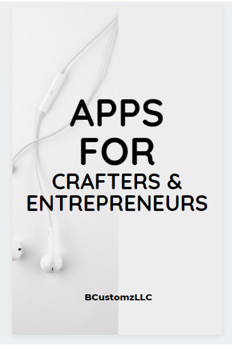 Apps for Crafters & Entrepreneurs Ebook