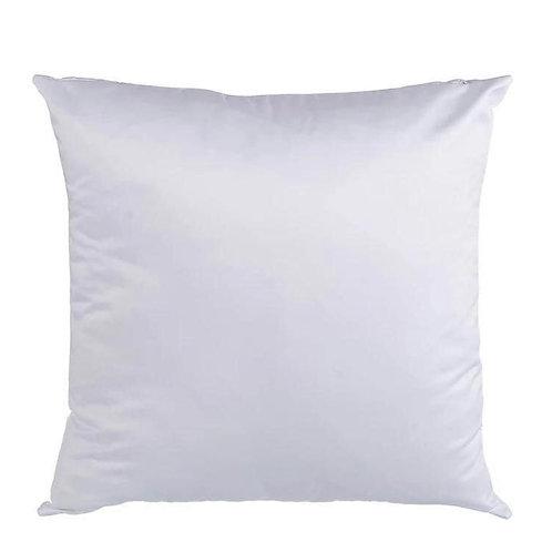 White Silk Pillow Case