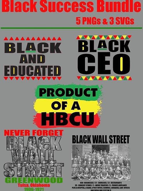 Black Sucess