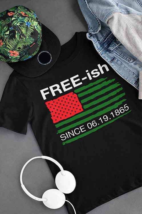 Freeish Flag