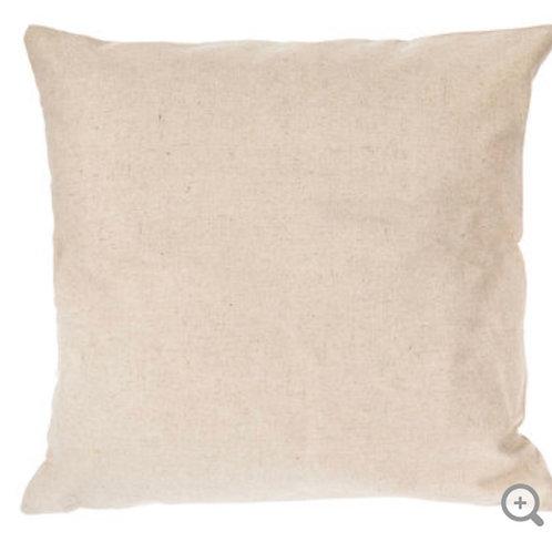 Burlap Pillow Case