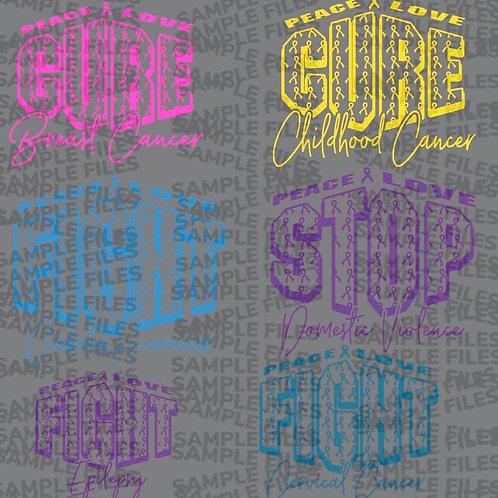 Fight/Cure Bundle