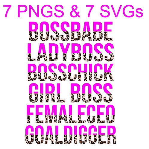 Split Boss Girl Names