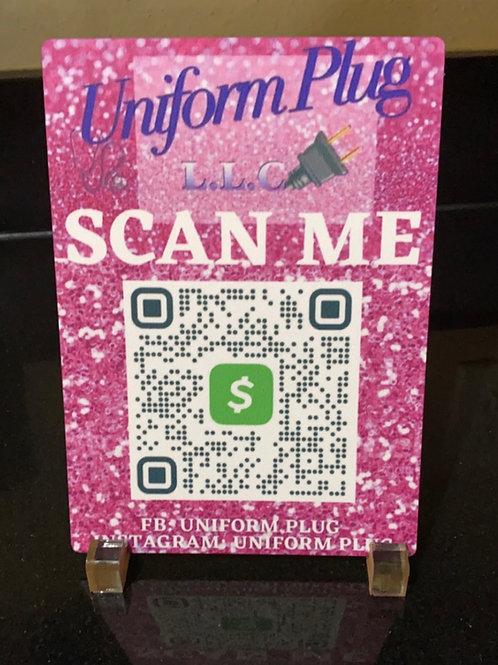Cash App Plaques 5by7