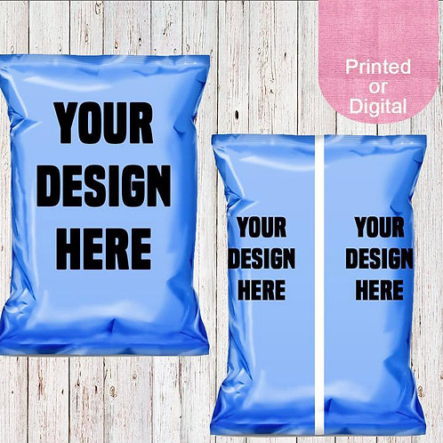 Customized Chip Bags