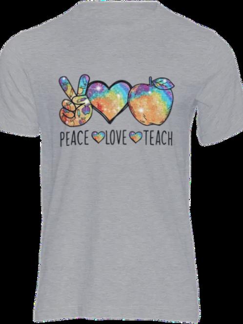 Peac Love Teach