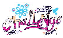 Colorful Challenege Logo