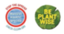 Invasive species logo to help stop spread