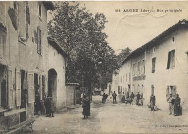 La ferme en 1900