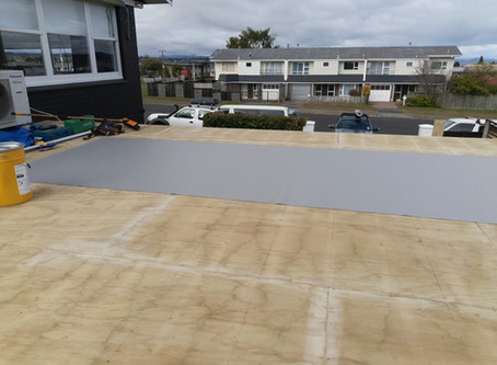 Rebuilding and waterproofing a deck central Taupo