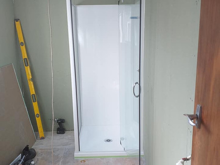 Bathroom renovation in Hiltop Taupo