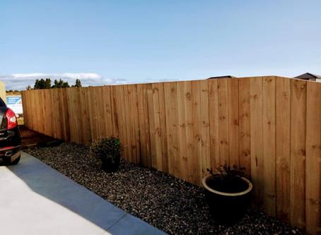 Basic uncapped fencing