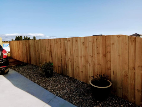Basic uncapped fencing