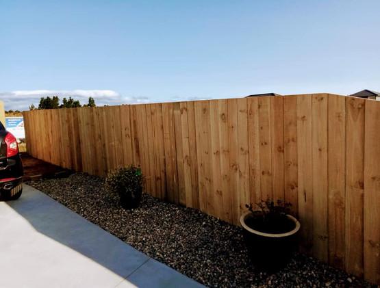 Wharewaka fence