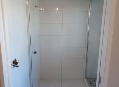 Bathroom renovation almost complete in Wairaki