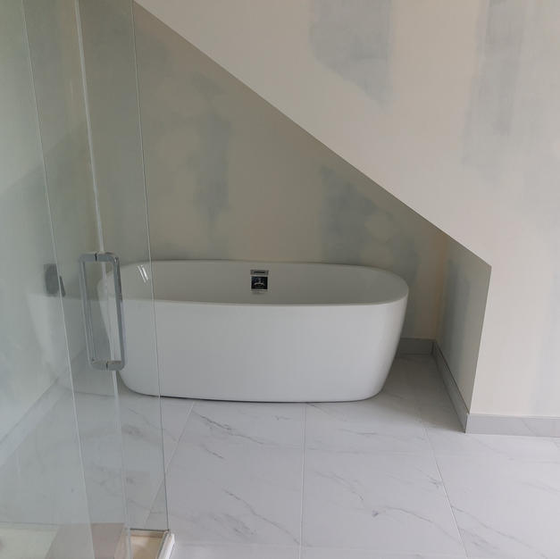Huia Road bathroom Reno