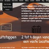 Nieuwigheid op de site van Passions Moto Maroc