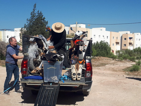Pré-reco Agadir Essaouira