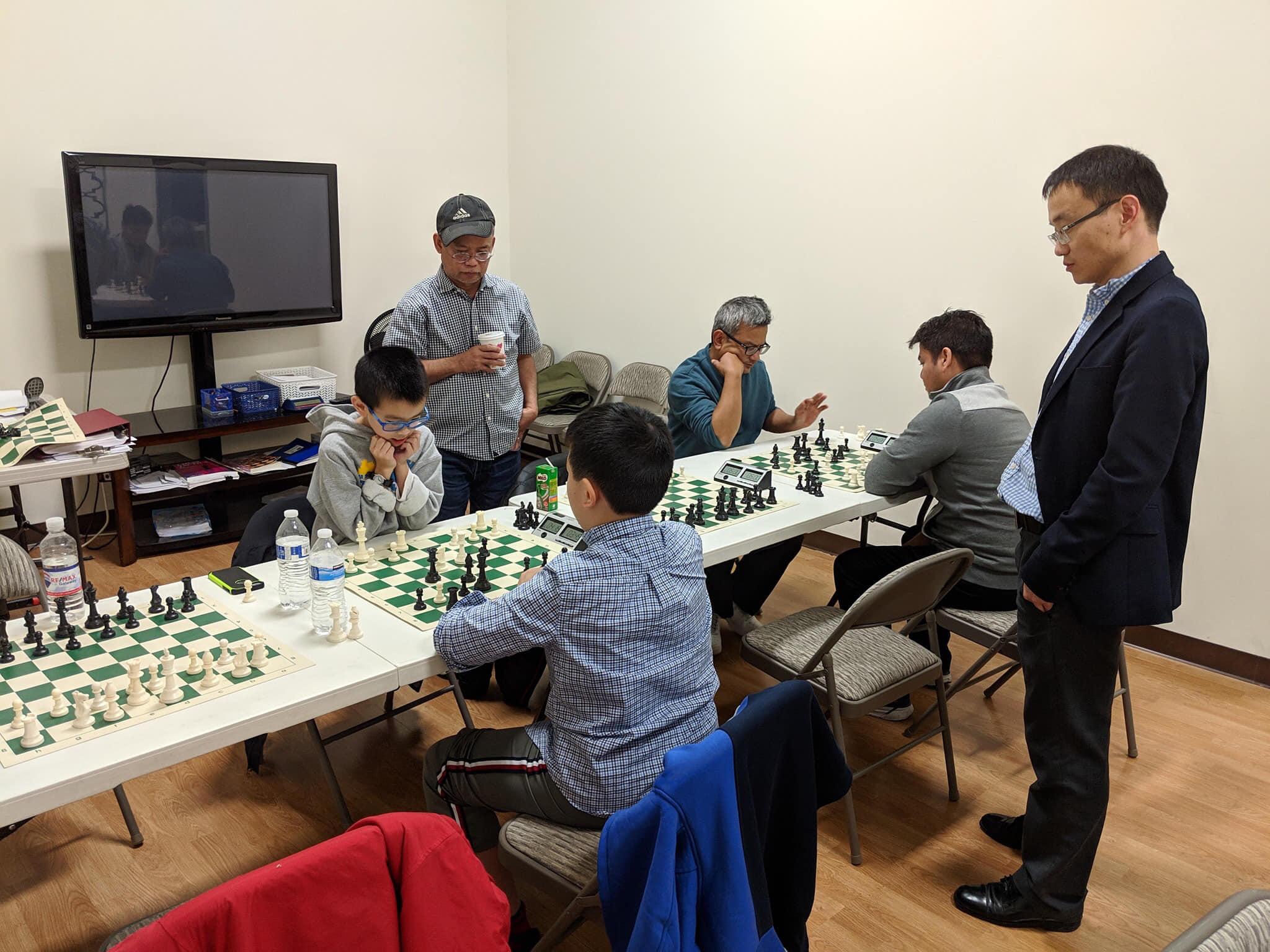 VC Chess Kids Blitz