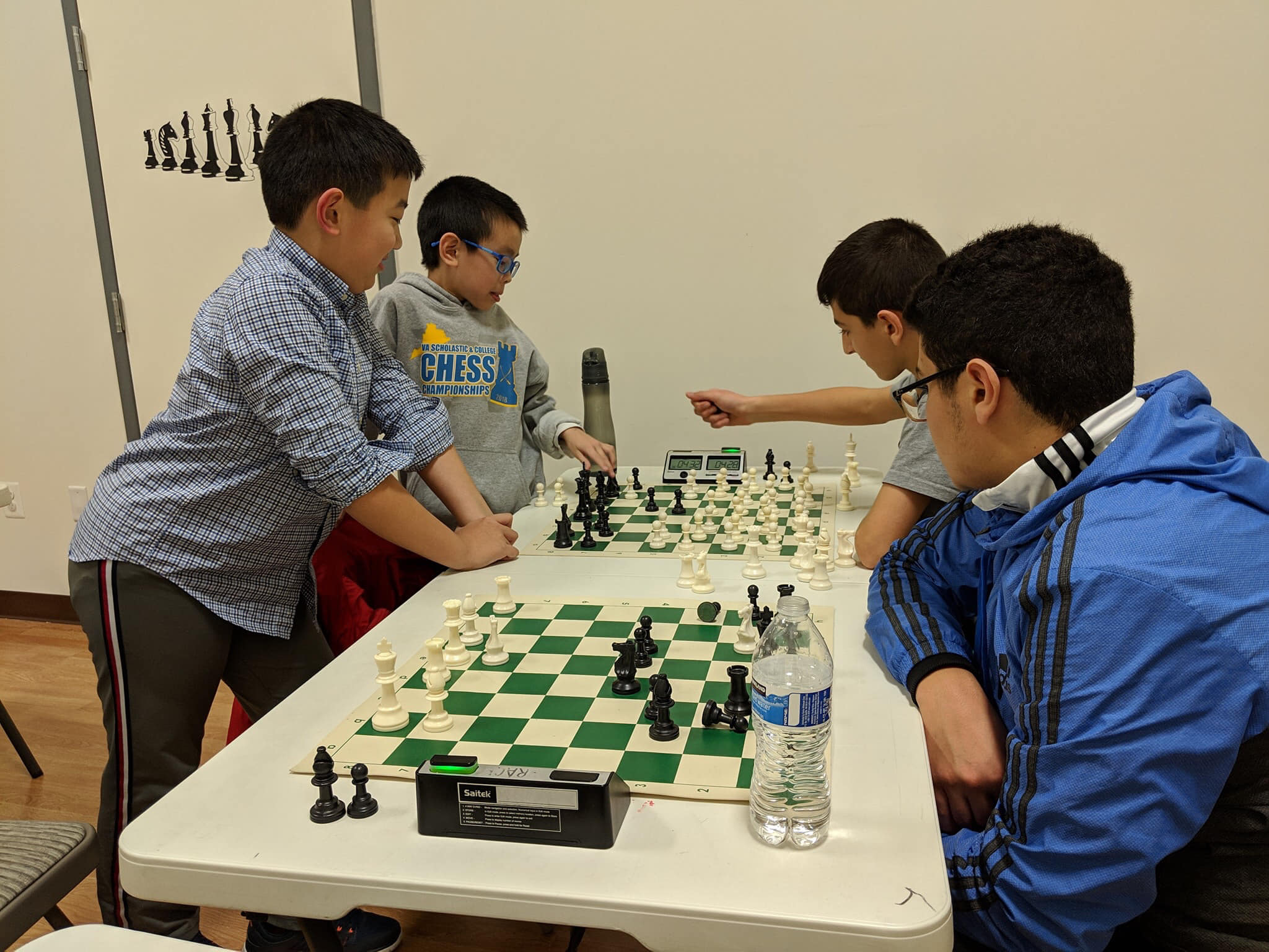 Talented Chess Kids