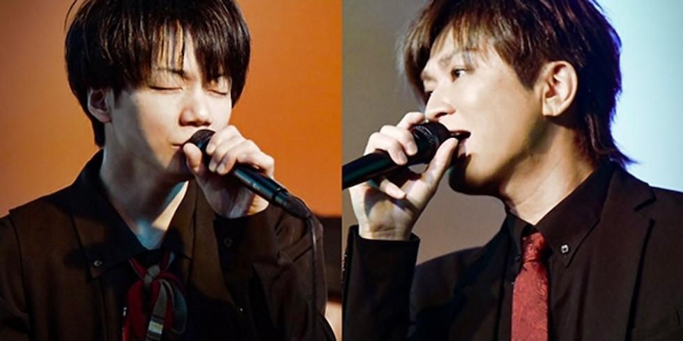 田澤孝介×TAKUMA  ONLINE LIVE  「Color of Voice - Another Dimension 8 -」