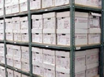 Off Site Document Storage in Portland, Oregon