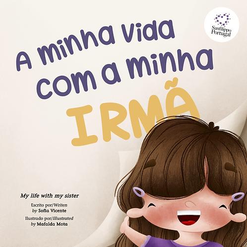 LIVRO: 'A minha vida com a minha irmã' - BOOK: My life with my sister