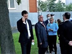 Premiér Heger zakončil deň v Starej Ľubovni. Pozrite si FOTO!