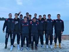 VIDEO Chorvátske more našim volejbalistom neprialo