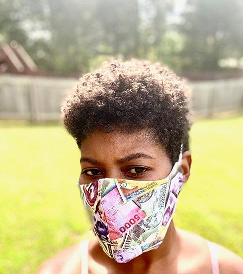 4reignxchange Reusable Face Masks