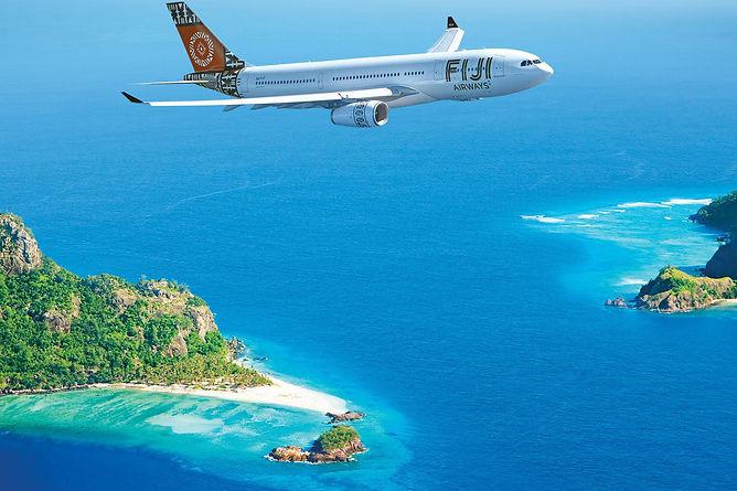 fiji flight