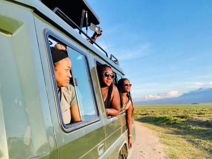 Amboseli Natioal Park, Kenya Africa