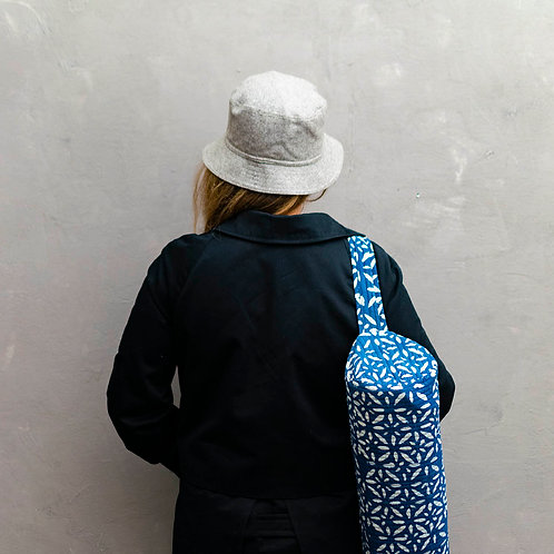 Myria  Yoga Bag Indigo