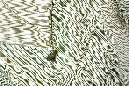 KANU Stripe green