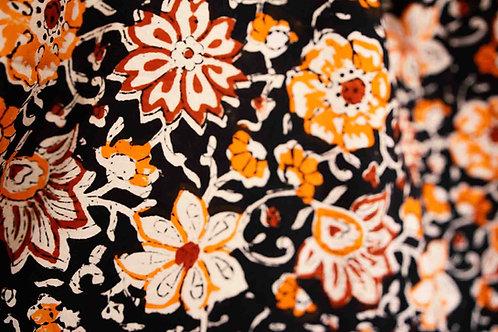 KIRTI Orange Flower